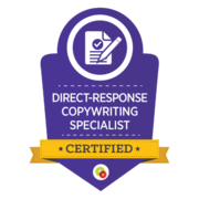 Yvette Sonneveld is een gecertificeerd direct response copywriting specialist