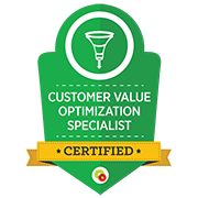 Yvette Sonneveld is een gecertificeerd customer value optimization specialist